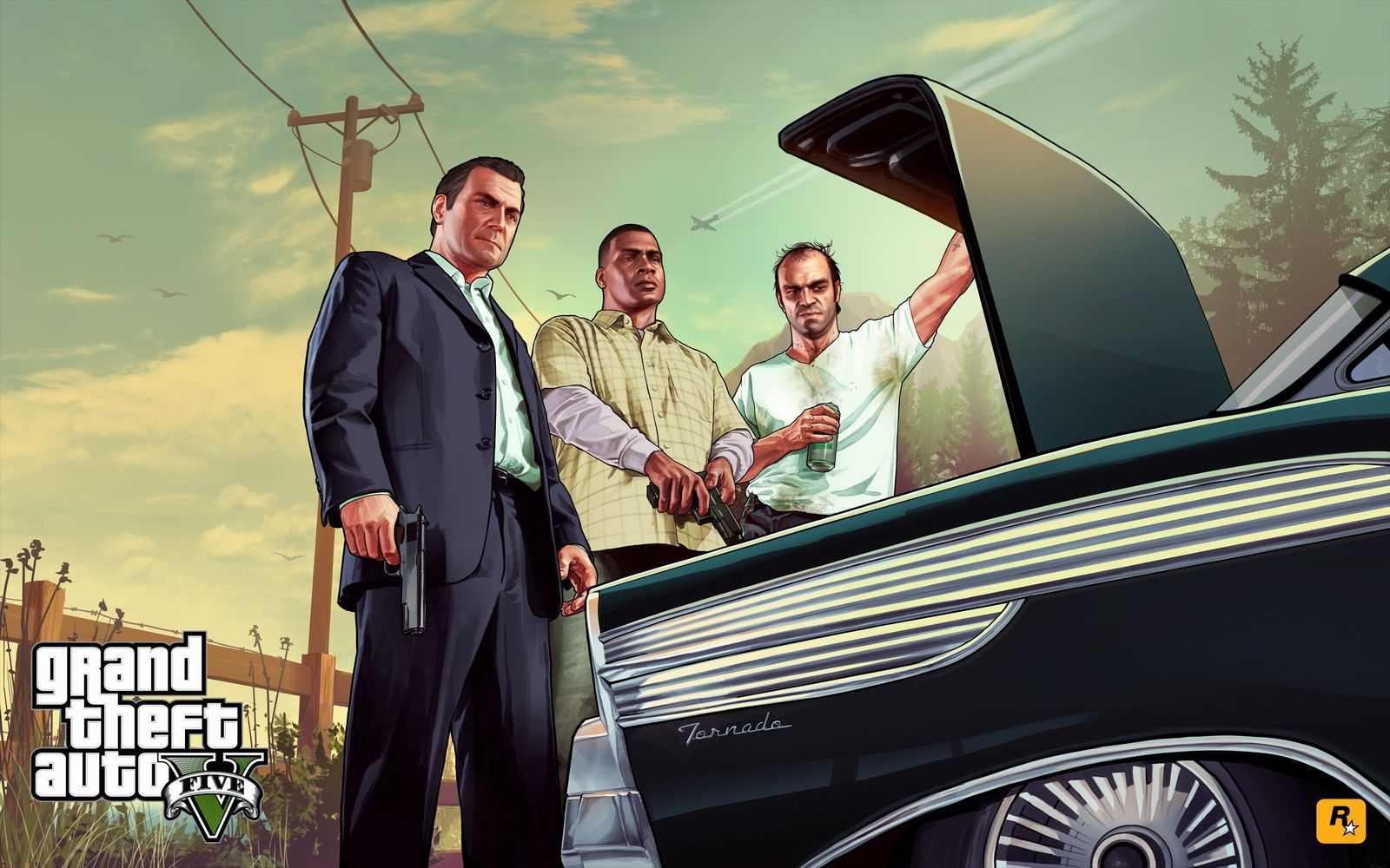 GTA 5 best team wallpapers