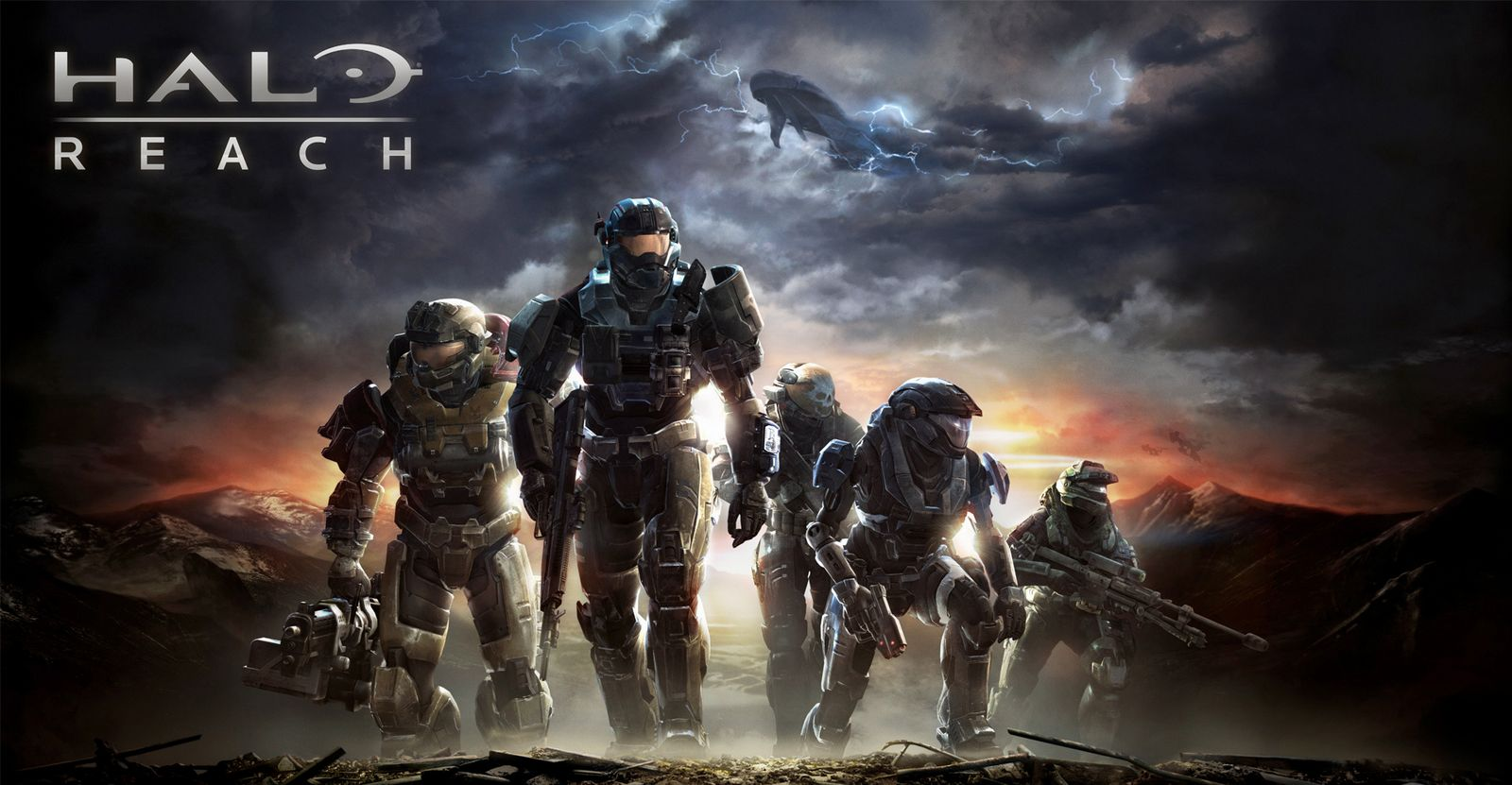 halo team hd wallpapers