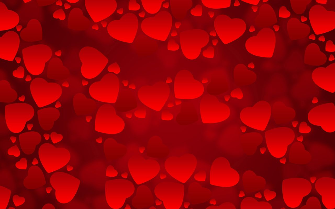 love heart Tablet Wallpapers