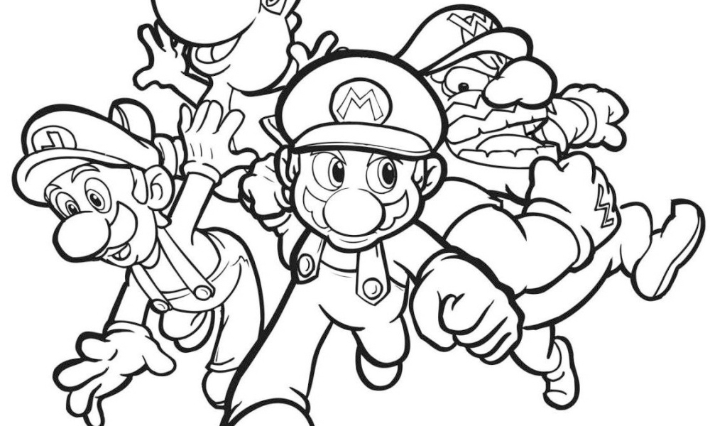 30 Free Printable Wonderful Coloring Pages For Boys