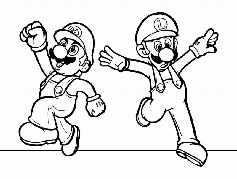funny coloring pages boy - photo#6