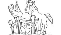 Printable Kids Coloring Pages For Summer Vacations