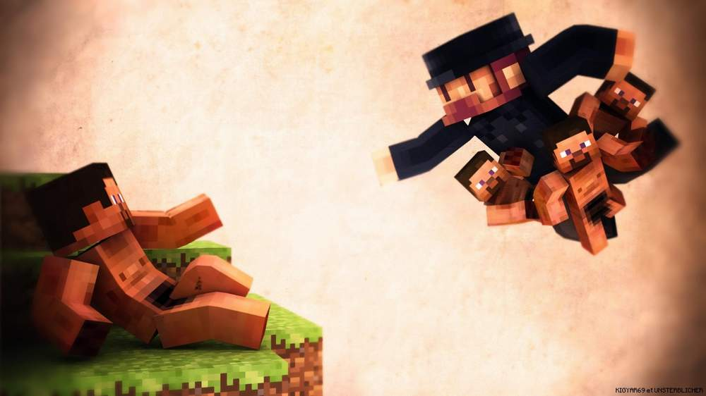 amazing Hd minecraft wallpaper