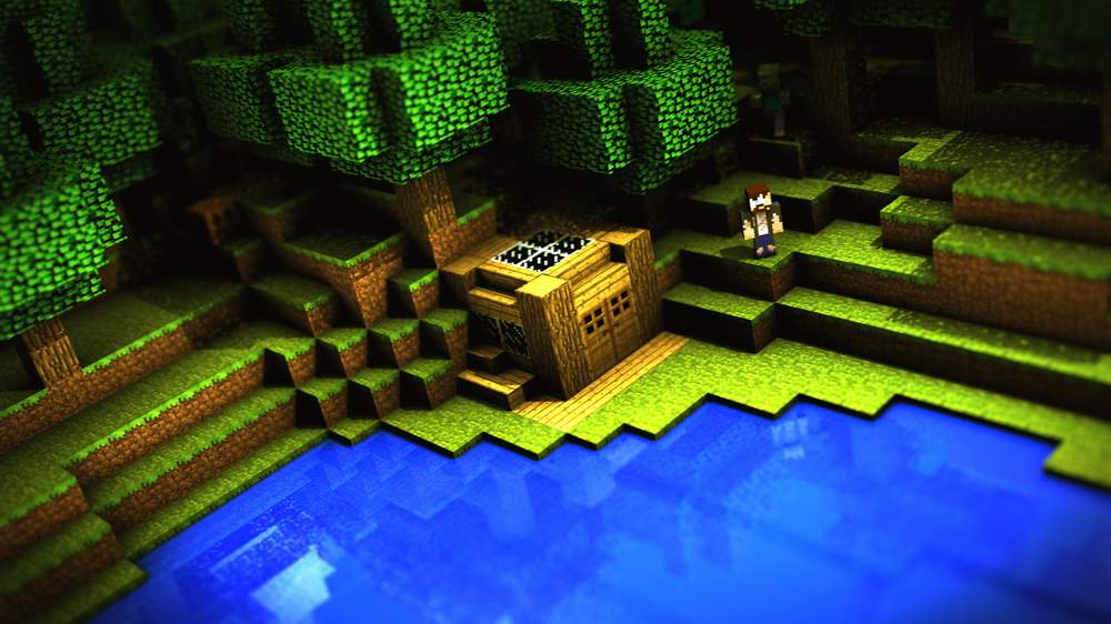 minecraft wallpaper full hd