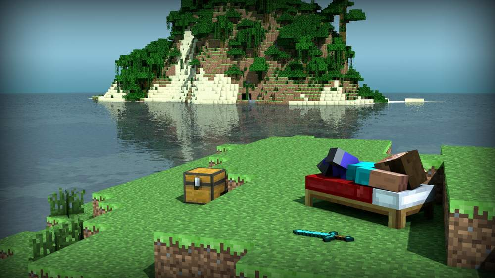 nice minecraft wallpapers hd