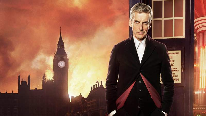 Doctor Who's Wallpaper