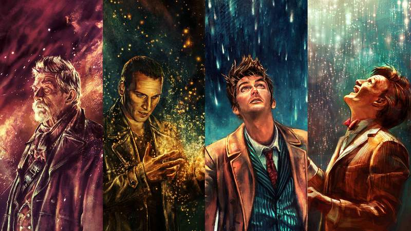 Doctors Who Wallpaper