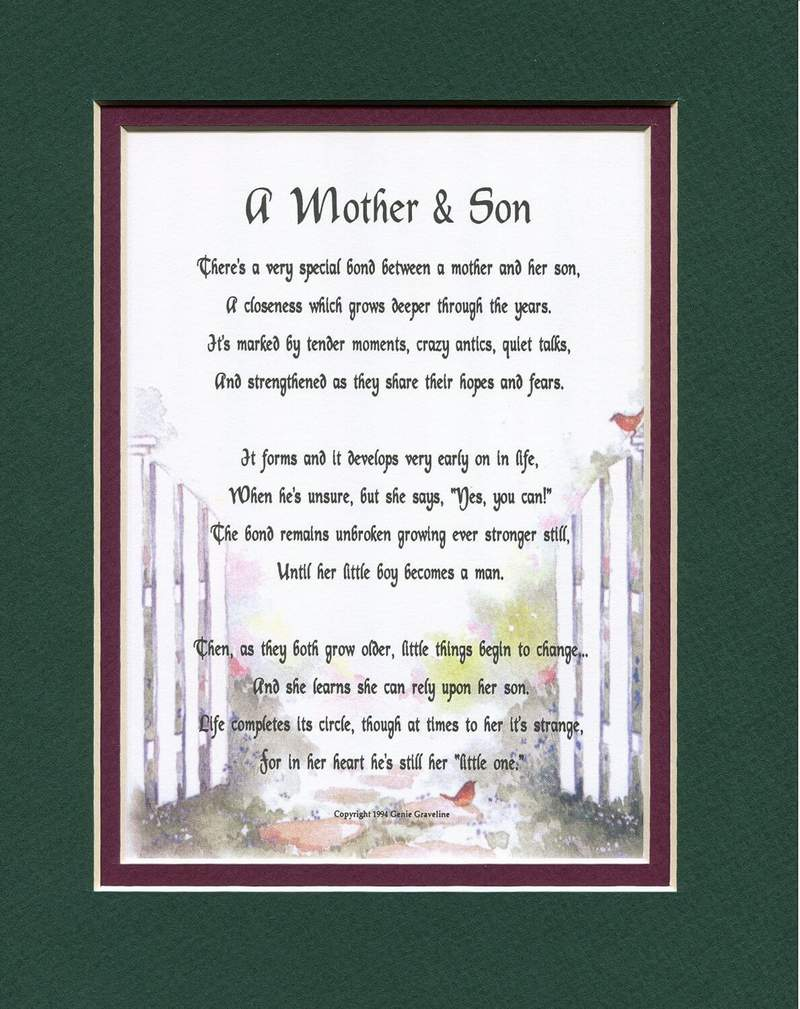 Heart touching poems for the mother
