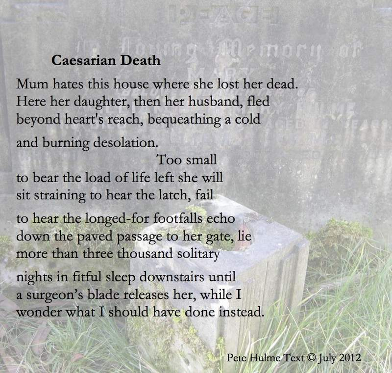 Aunt Death Poems