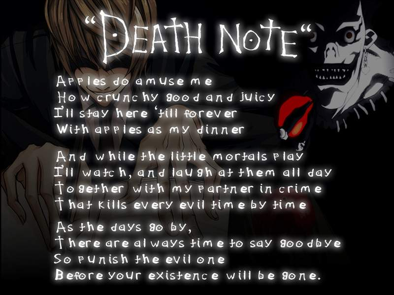 death-note-poem
