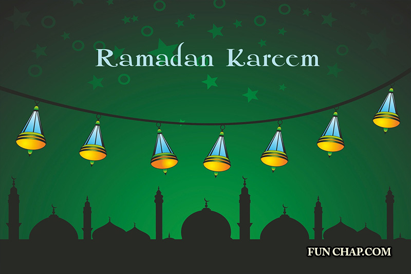 wallpaper ramadan kareem celebration