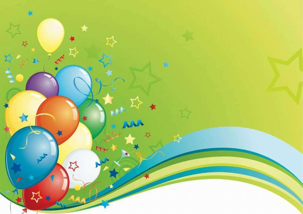 Happy Birthday Color Green Hd Images Free Download Fun Chap